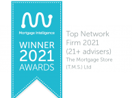 Winner - Top Network Firm (21+ advisers) - The Mortgage Store